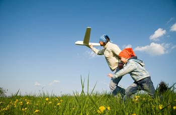 Gemeinsam bringen wir Ihr Projekt zum Fliegen!